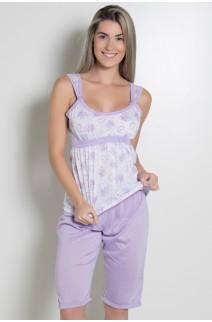 Pijama Pescador 243 (Lilás) CEZ-PA243-003