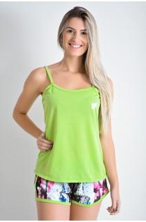 Babydoll Feminino 067 (Verde) CEZ-PA067-004