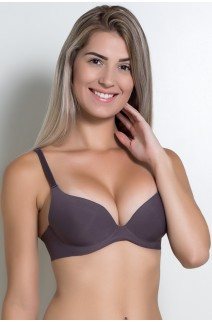 Soutien Push UP Lazer ZR0301 (Marrom) | Ref: KS-B250-003