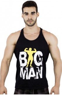 Camiseta Regata (Big Man) | Ref: KS-F526