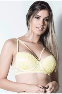 Soutien Jéssica 480 Amarelo | Ref: CEZ-DK480-003