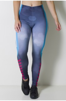 Calça Legging Sublimada Block Direction | Ref: CAL368-041
