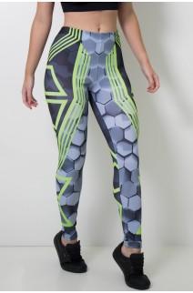 Calça Feminina Legging Sublimada Legacy | Ref: CAL403-041