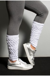 Polaina Fitness (Branco)   Ref: KS-F2216-001