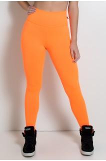Legging Lisa  (Laranja Fluor) | Ref: KS-F23-009