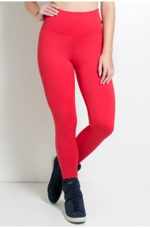 Legging Lisa  Vermelha | Ref: KS-F23-012