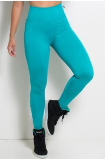 Legging Lisa Suplex Verde Esmeralda | Ref: KS-F23-018