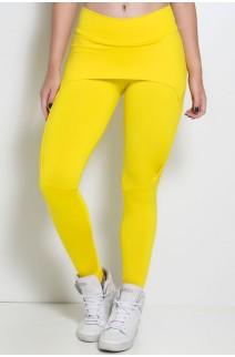Calça Aranha  (Amarelo) | Ref.: KS-F324-005