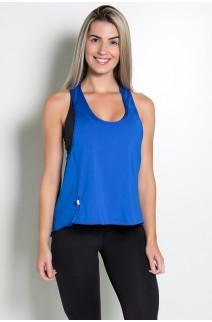 Camiseta de Microlight Lisa (Azul Royal) | Ref: KS-F764-006