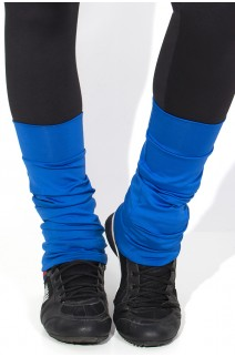 Polaina Fitness Lisa (O Par) (Azul Royal) | Ref: KS-F182-003
