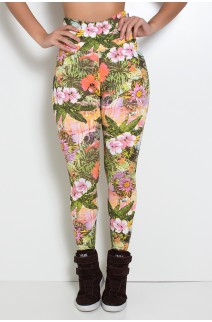 Legging Estampada Natureza 4 | Ref: KS-F27-080