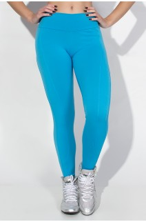 Calça Montaria  (Azul Celeste) | Ref: KS-F41-006