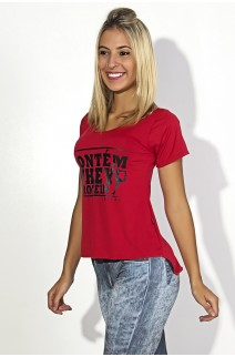 Camisa Paloma Microlight (Contém Whey Protein) | Ref: F429