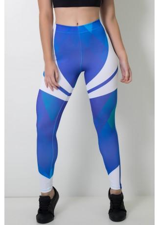 Calça Feminina Legging Sublimada Windmark | Ref: CAL400-041