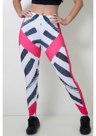 Calça Feminina Legging Sublimada Freak | Ref: CAL406-041