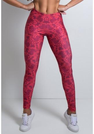 Legging Cashmere Sublimada | Ref: F1541-001