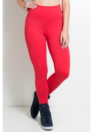 Legging Lisa  Vermelha | Ref: F23-012