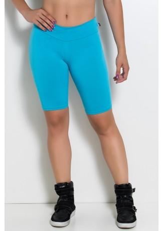 Bermuda Ciclista  (Azul Celeste) | Ref: KS-F1338-007
