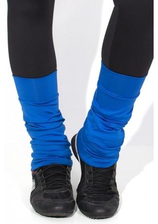 Polaina Fitness Lisa (O Par) (Azul Royal) | Ref: KS-F182-003