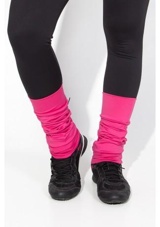Polaina Fitness Lisa (O Par) (Rosa Pink)   Ref: KS-F182-004