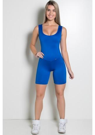 Macaquinho Carol (Azul Royal)| Ref: KS-F329-003