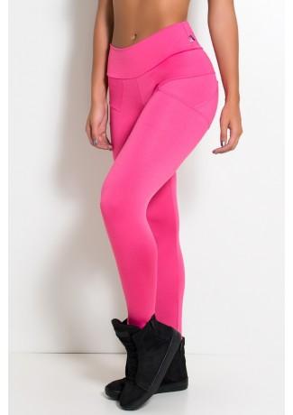 Calça Legging Levanta Bumbum (Rosa Pink) | Ref: KS-F432-002