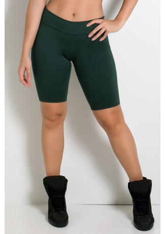 Bermuda Ciclista  (Verde Escuro) | Ref: KS-F1338-016