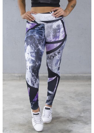 Legging Estampa Digital PRO (Grafite) | Ref: NTSP19-001