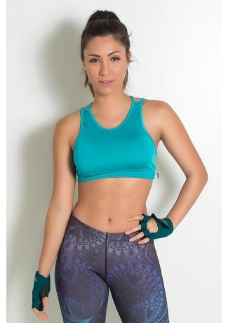 Top Nadador de Alcinha (Verde Esmeralda) | Ref: KS-F1616-003