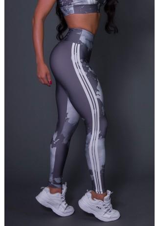 Calça Legging Grey Tint | Printed: K2625