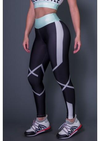 Calça Legging United New Lines | Printed: K2654