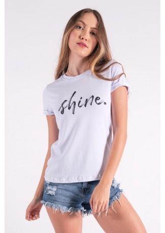 Blusa Nózinho com Silk Shine (Branco) | Ref: K2839-B