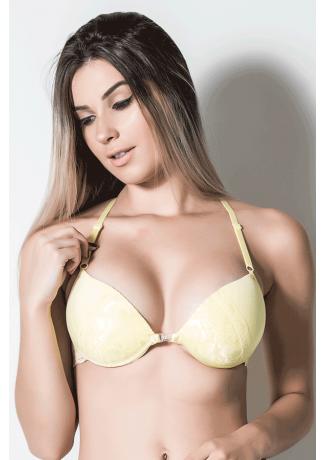 Soutien Lorena 801 Amarelo | Ref: CEZ-DK801-002
