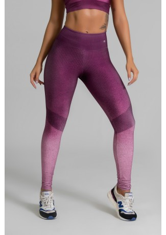 Calça Legging Fitness Estampa Digital Fashion Rose | Ref: GO335