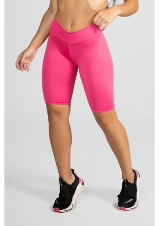 Bermuda Ciclista  (Rosa Pink) | Ref: KS-F1338-013