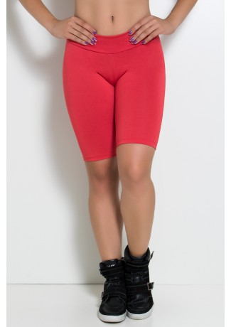 Bermuda Ciclista  (Vermelho) | Ref: KS-F1338-015