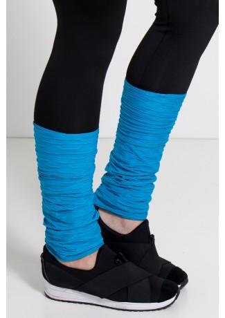 Polaina Tecido Bolha (Azul Celeste) | Ref: KS-F282-005