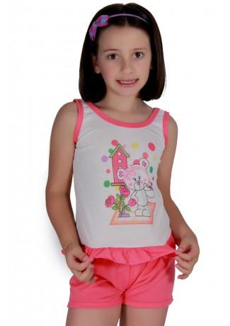 Babydoll Infantil 059 | Ref: P57