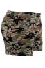Cueca Boxer 4 Agulhas Microfibra 494 (Avulsa) Verde Militar | Ref: CEZ-CZ494-009