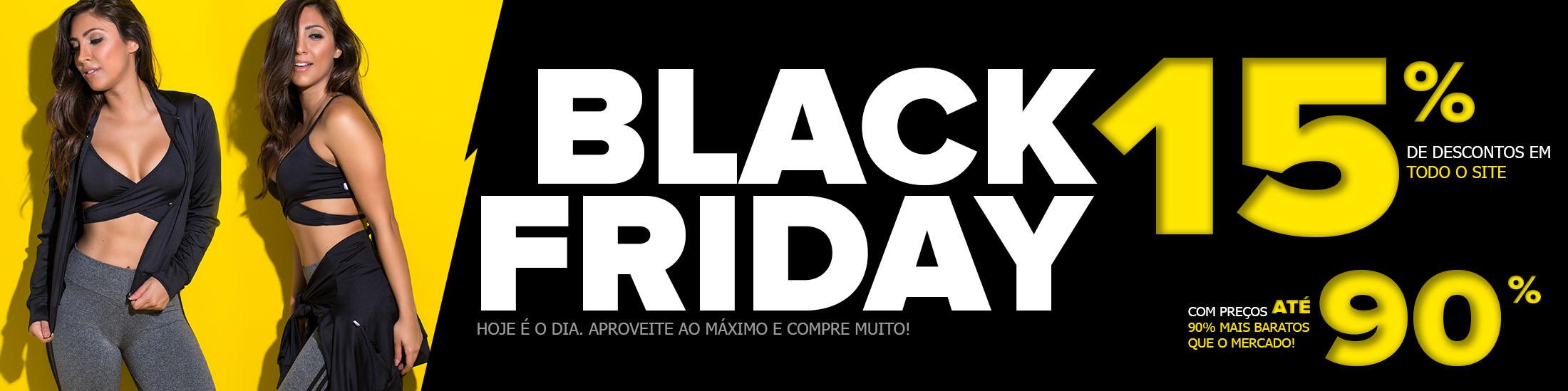 Banner Black Friday Moda Fitness