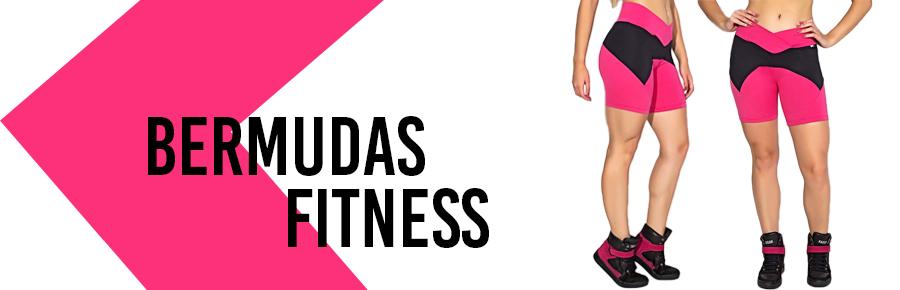 Bermudas Fitness