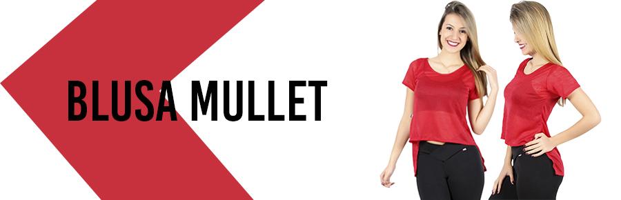 Blusa Mullet