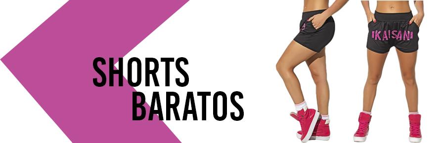 Shorts Baratos