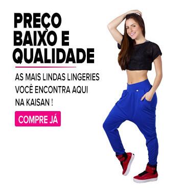 a018e2fe03 Moda Fitness e Roupas Fitness | Kaisan